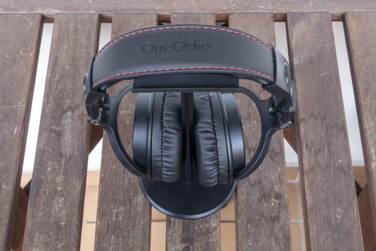 OneOdio Pro-50 és Pro C fejhallgatók tesztje 10