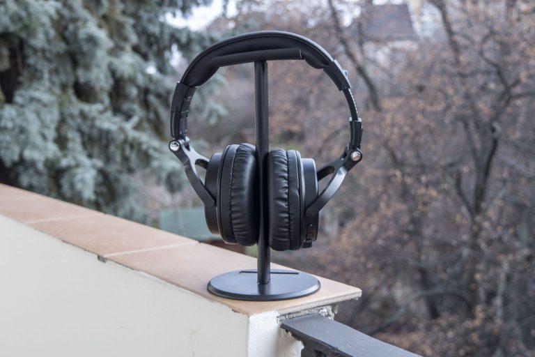 OneOdio Pro-50 és Pro C fejhallgatók tesztje 11