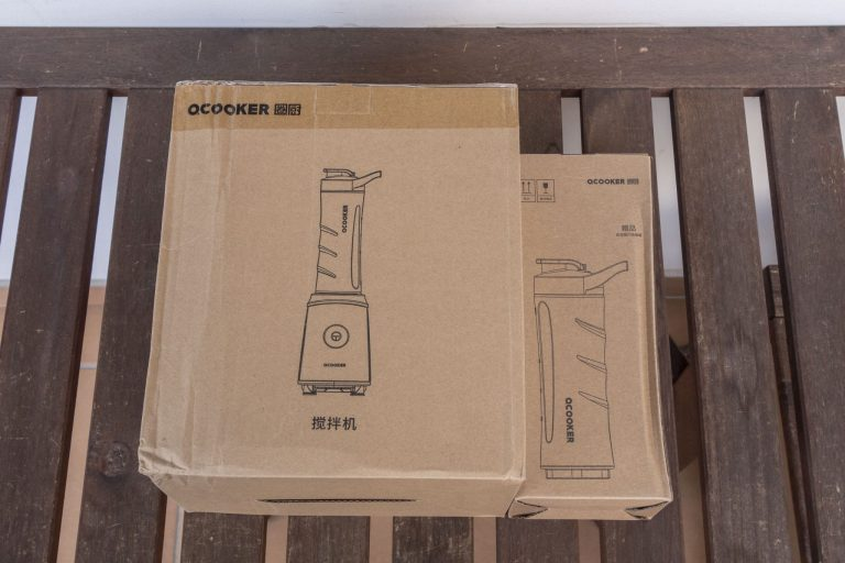 Xiaomi Ocooker turmixgép teszt 2