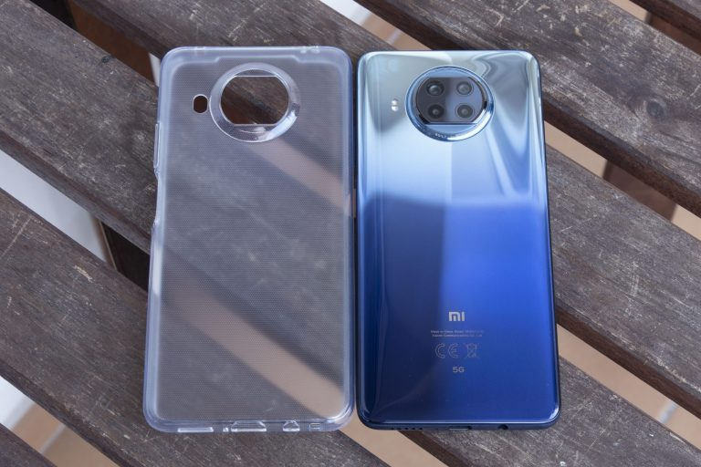Xiaomi Mi 10T Lite okostelefon teszt 7