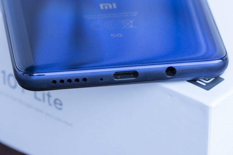 Xiaomi Mi 10T Lite okostelefon teszt 10