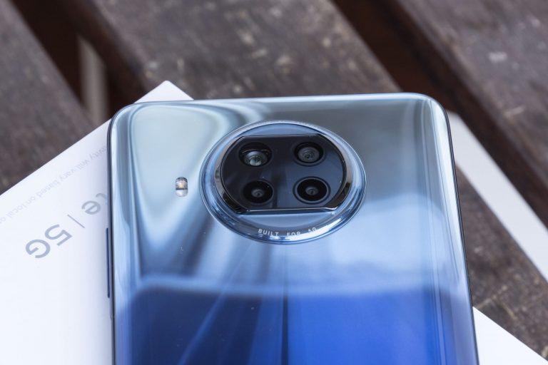 Xiaomi Mi 10T Lite okostelefon teszt 11