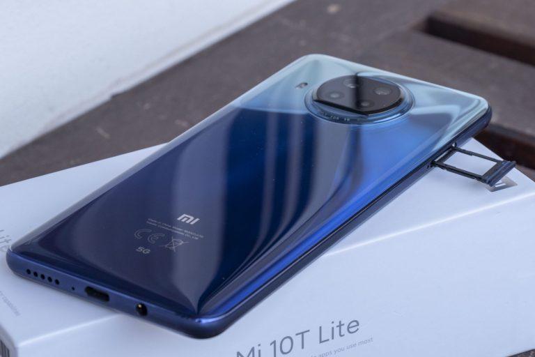 Xiaomi Mi 10T Lite okostelefon teszt 13