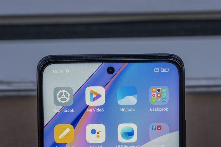 Xiaomi Mi 10T Lite okostelefon teszt 15