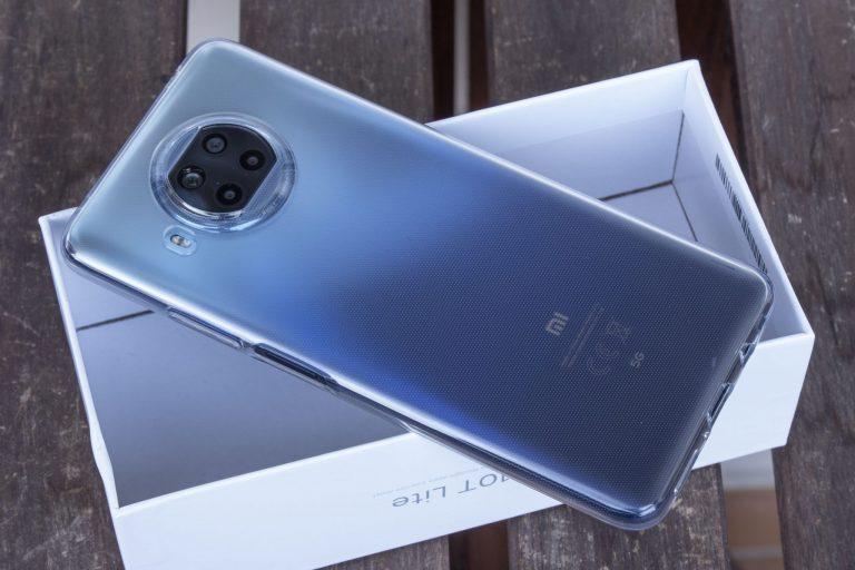 Xiaomi Mi 10T Lite okostelefon teszt 18