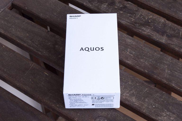 Sharp Aquos V okostelefon teszt 2