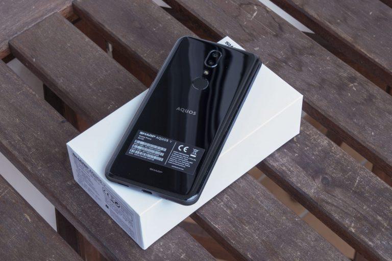 Sharp Aquos V okostelefon teszt 5