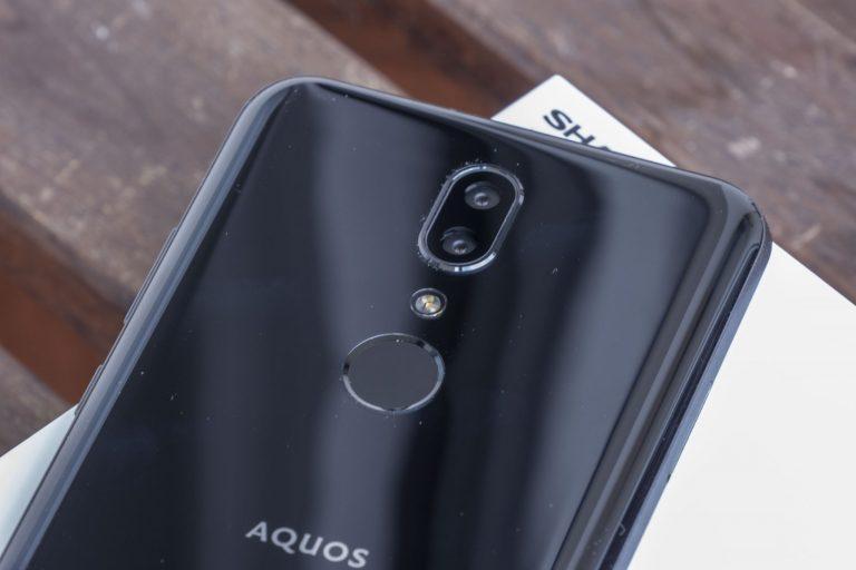 Sharp Aquos V okostelefon teszt 6