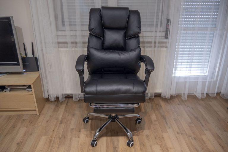 BlitzWolf BW-OC1 irodai szék teszt 10
