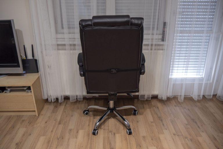 BlitzWolf BW-OC1 irodai szék teszt 11