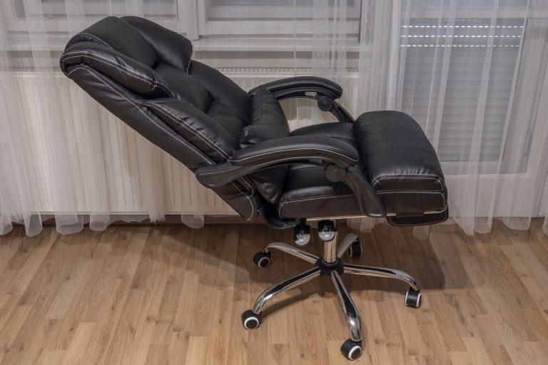 BlitzWolf BW-OC1 irodai szék teszt 13