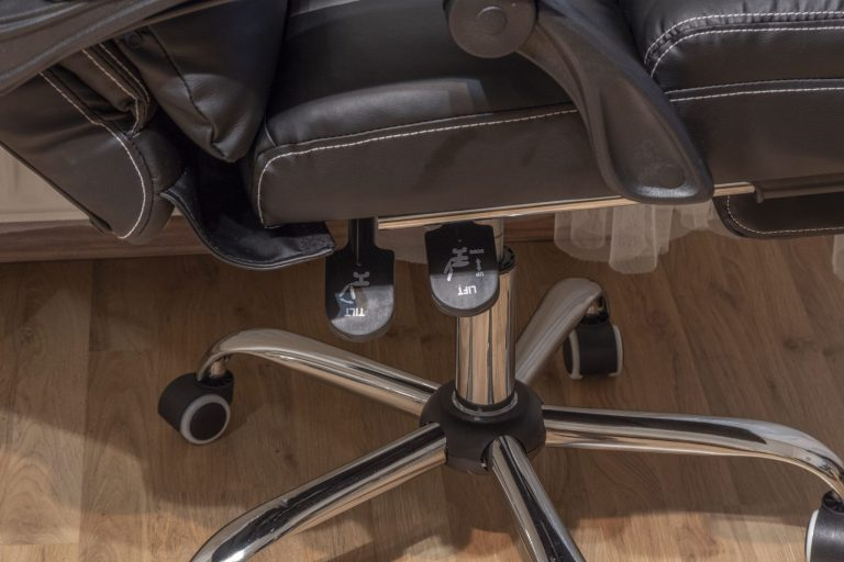 BlitzWolf BW-OC1 irodai szék teszt 14