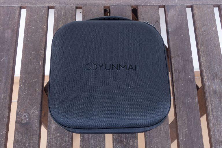 Yunmai Pro Basic elektromos masszázspisztoly teszt 4