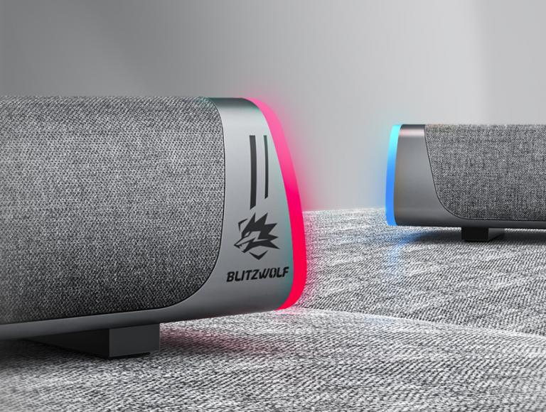 Egy újabb BlitzWolf, vagyis inkább Lenovo hangszóró 4