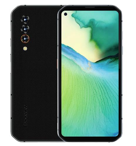 5G-vel villog a Blackview BL6000 Pro strapatelefon 2