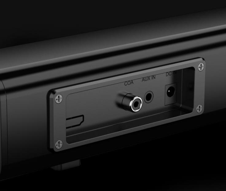 Komolyabb soundbarja is van a Lenovonak 7