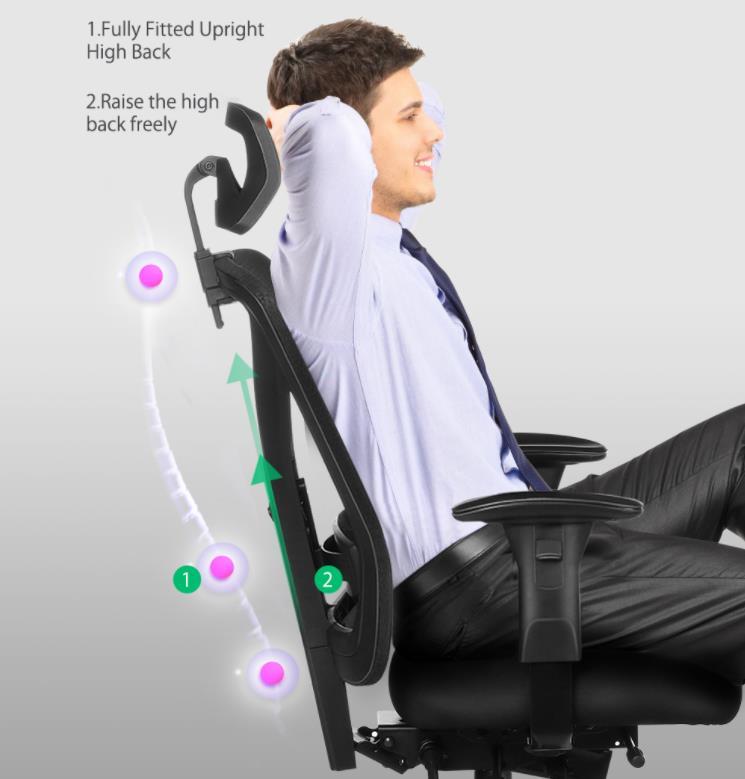 Egy magasabb árfekvésű széket villantott a BlitzWolf 6