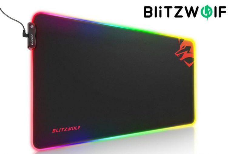 Gamer egérpad a BlitzWolf boszorkánykonyhájából 6