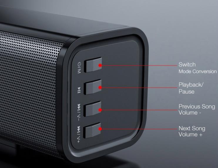 Komolyabb soundbarja is van a Lenovonak 6