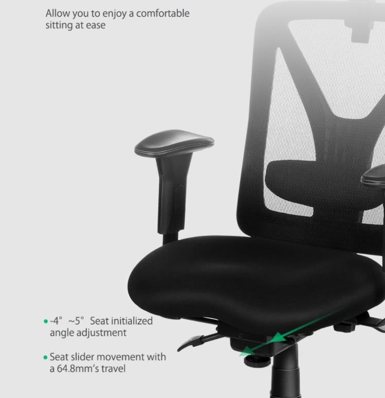 Egy magasabb árfekvésű széket villantott a BlitzWolf 5