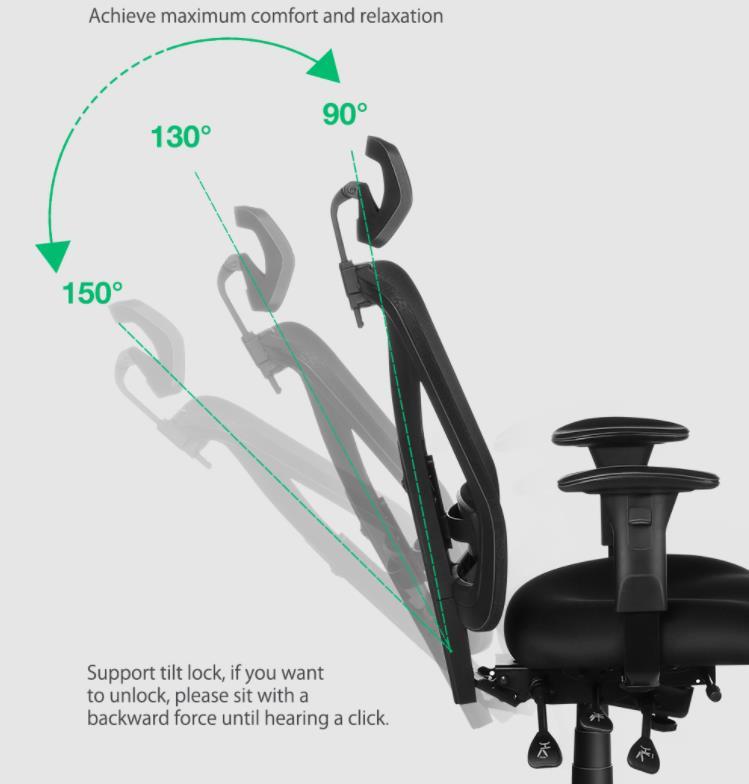 Egy magasabb árfekvésű széket villantott a BlitzWolf 4