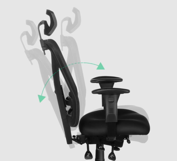 Egy magasabb árfekvésű széket villantott a BlitzWolf 3
