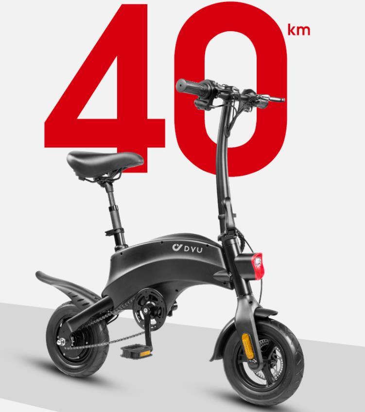 A DYU S2-nél olcsóbb elektromos bicikli nincs 3