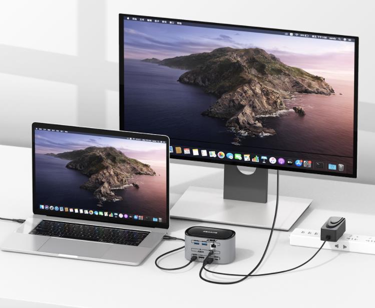 Mindentudó laptop dokkolóállomást dob piacra a BlitzWolf 5