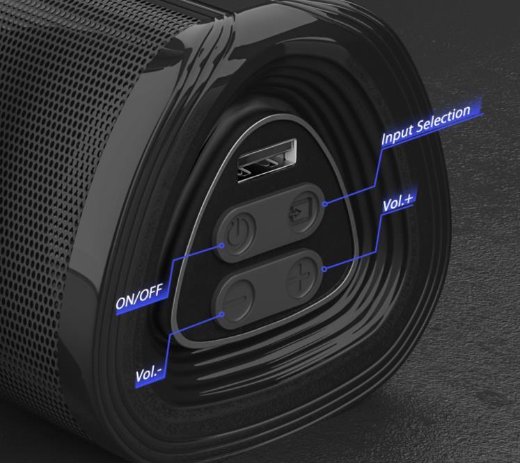Ráncfelvarrást kapott a BlitzWolf BW-SDB1 soundbar 5