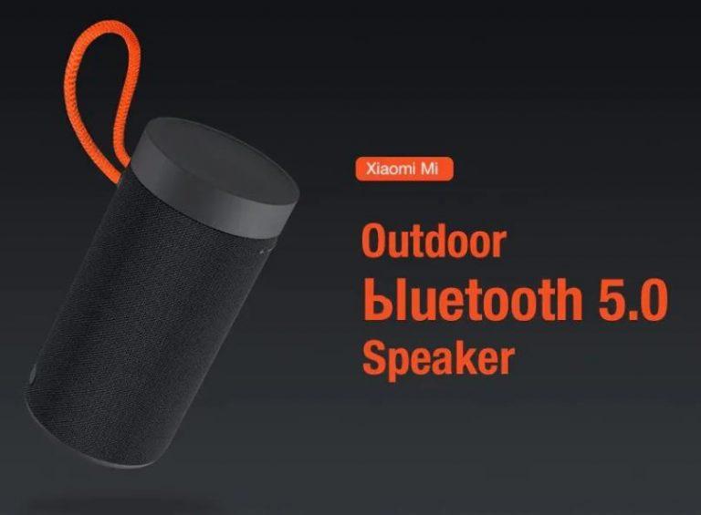 Kirándulós Bluetooth hangszóró Xiaomi módra 2