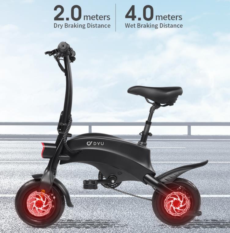 A DYU S2-nél olcsóbb elektromos bicikli nincs 6