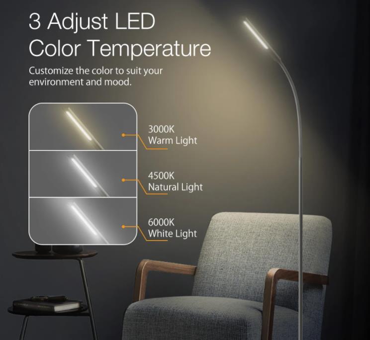 Digoo minimalista állólámpa több, mint megfelelő áron 3