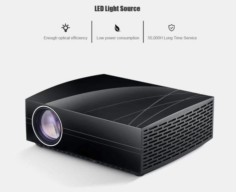 100 dollár körül már kapható FHD projektor 6