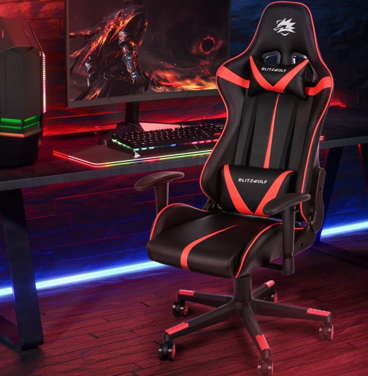 Itt a hetedik BlitzWolf gamer szék 2