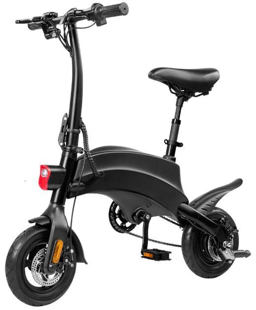 A DYU S2-nél olcsóbb elektromos bicikli nincs 2