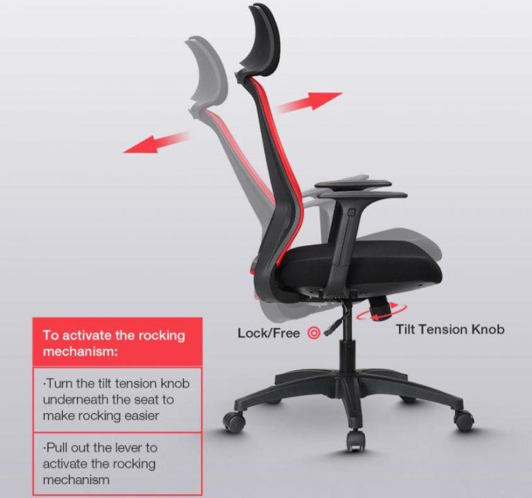 Egy magasabb árfekvésű széket villantott a BlitzWolf 12