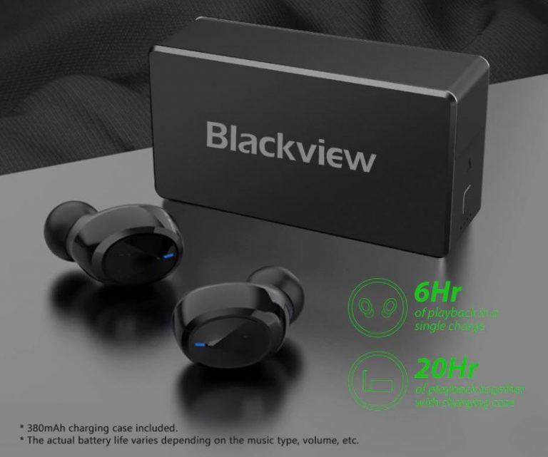 A Blackview rögtön két eszközzel ugrik a TWS piac közepébe 10
