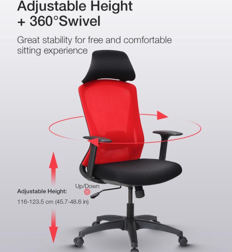 Egy magasabb árfekvésű széket villantott a BlitzWolf 11