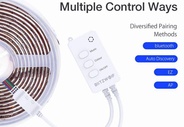 A nagy BlitzWolf LED kiárusítás 13