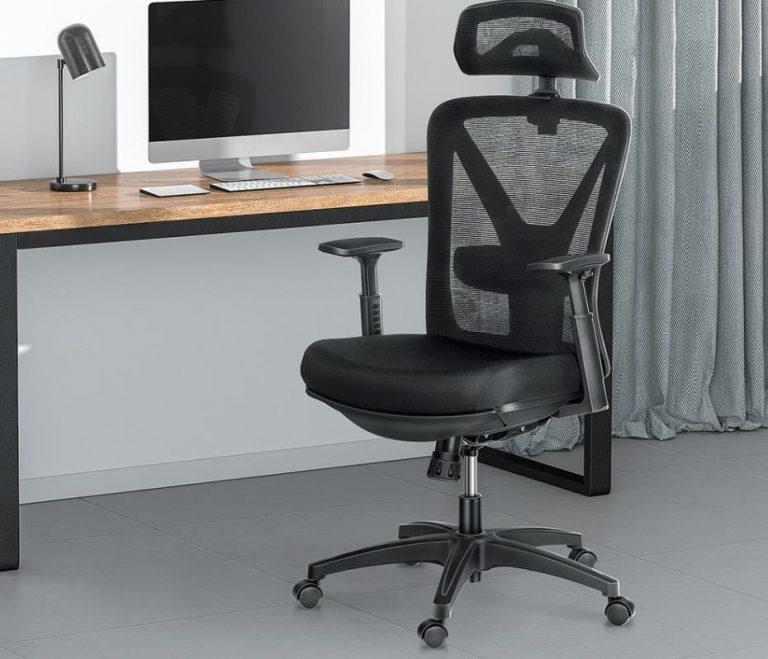 Újabb komoly irodai székkel jelentkezik a BlitzWolf 2