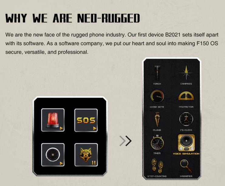 Elképesztő tudású és árú telefonnal mutatkozik be az új telefongyártó, az F150 9