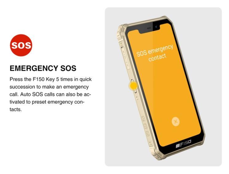 Elképesztő tudású és árú telefonnal mutatkozik be az új telefongyártó, az F150 10