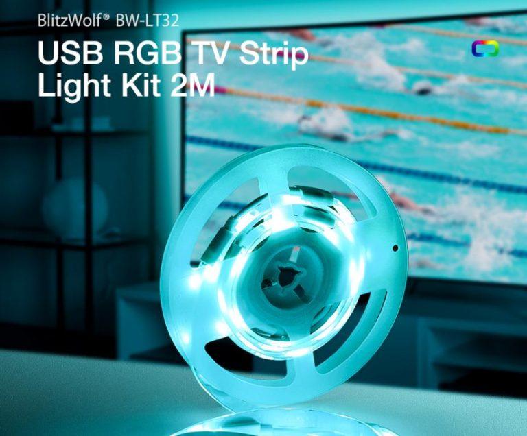 A nagy BlitzWolf LED kiárusítás 2
