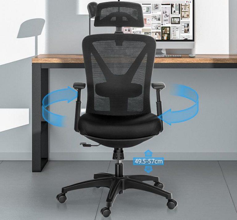 Újabb komoly irodai székkel jelentkezik a BlitzWolf 3