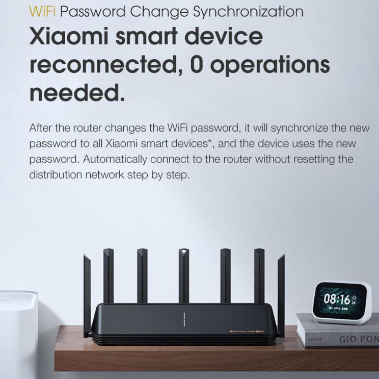 Már rendelhető a Xiaomi vadiúj, kegyetlen gyors WiFi 6 routere 3