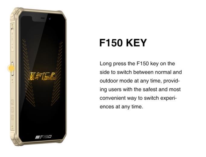 Elképesztő tudású és árú telefonnal mutatkozik be az új telefongyártó, az F150 8