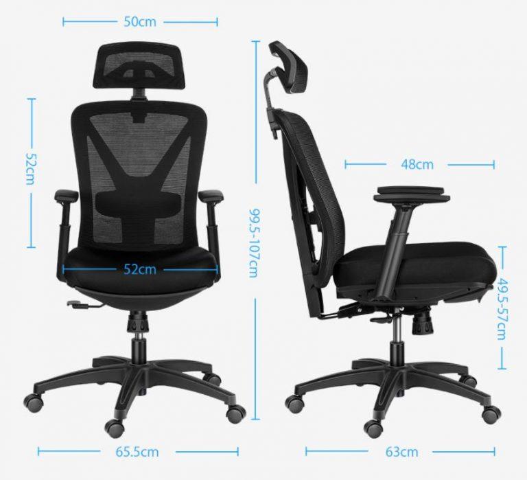Újabb komoly irodai székkel jelentkezik a BlitzWolf 9
