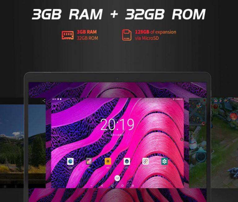 Az Alldocube iPlay 10 pro tablet már 31 000 forintért rendelhető 2