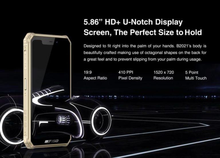 Elképesztő tudású és árú telefonnal mutatkozik be az új telefongyártó, az F150 15