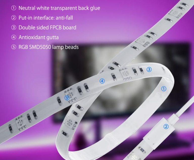 A nagy BlitzWolf LED kiárusítás 4